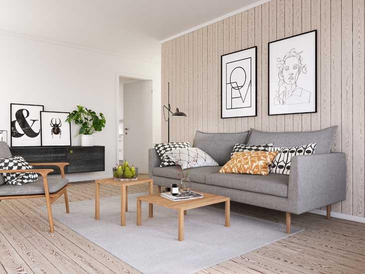 Zweeds Interieur Design.Hout In Interieur Populair De Houtkrant